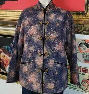 Vintage Asian style jacket